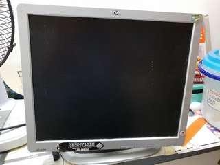 HP 19inch Monitor LED