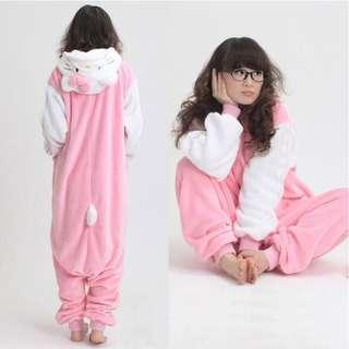 bnip hello kitty onesie