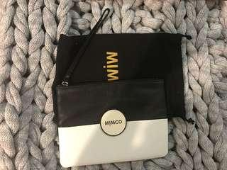 LIKE NEW Authentic Mimco Pouche