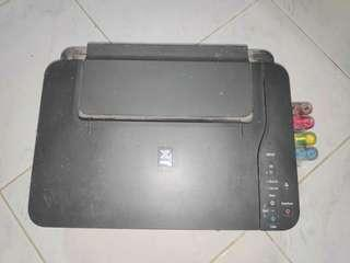 Defective Canon MP237 Printer