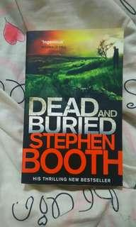 Dead and Burried by Stephen Booth