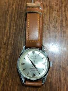 Massy Automatic Winding n Unbreakable Spring Watch