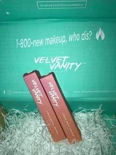 The Golden Hour Velvet Vanity Lipstick