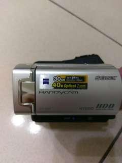 SONY. HDD. DCR-SR45