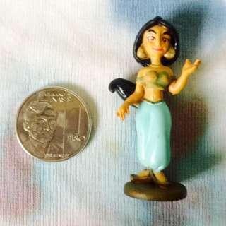 Mini Jasmine Figure