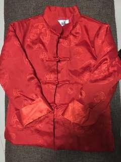 2-4歲賀年外衫 (100-110碼)