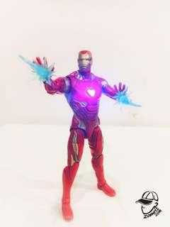 The First Ten Years Marvel Legends Iron Man
