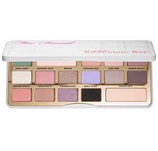 🚚 Too Faced White Chocolate bar eyeshadow palette