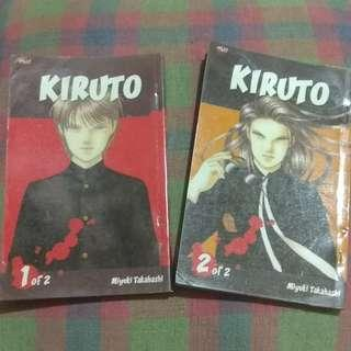 Komik Kiruto by Miyuki Takahashi