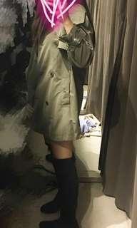 New/Zara/knee high boots
