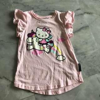 🚚 Cotton On Kids Hello Kitty Tee T-shirt