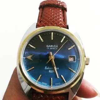 Jam Tangan Garuda Golden Star