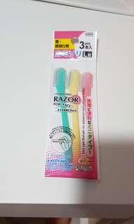3 razor