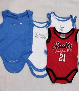 Take all Onesies (3-9months)