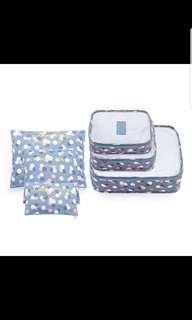 [Free📮] 6 pcs Travel Luggage Pouch