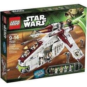 Lego Star Wars #75021 - Republic Gunship