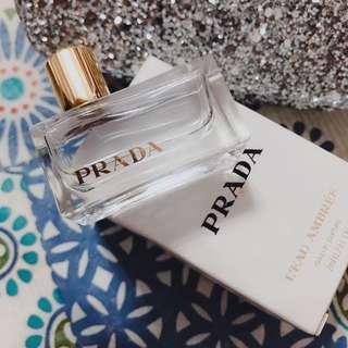 Prada mini Perfume sample 香水版仔