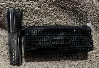 Givenchy Makeup Brushes and Pouch