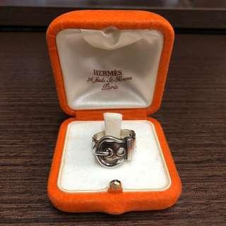 Hermes Buckle Ring