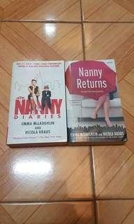 The Nanny Diaries Series