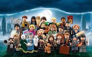 LEGO Wizarding World of Harry Potter Minifigures Series 71022