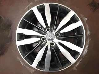 City original 16 inch rim Civic Jazz Freed Insight