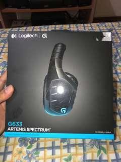 Logitech G633 Artemis Spectrum 7.1