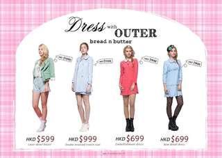 Bread n Butter one piece dress