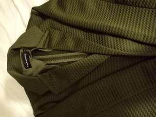 Long outerwear