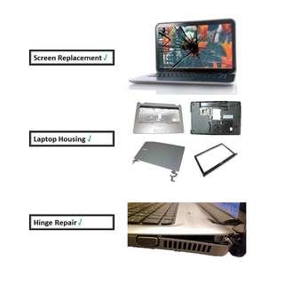 Cheapest Laptop LCD / LED Screen Replacement