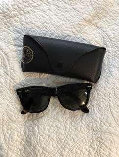Rayhan wayfarer sunglasses