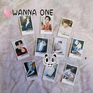 40pcs WANNA ONE PHOTOCARD / LOMOCARD / MERCHANDISE