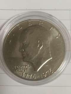 Coin us $1