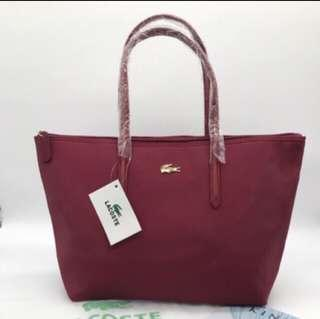 50% OFF Lacoste Tote