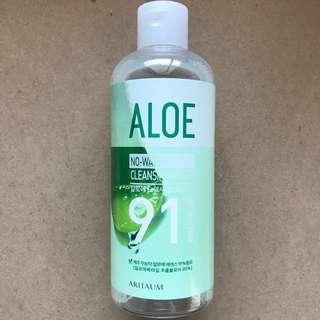 Aritaum Aloe Cleansing Water
