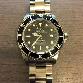 Rolex Sea Sweller 16600 Tritium Dial - Watch Only