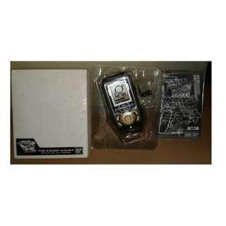 絕版 2008年 BANDAI TREASURE GAUST 捉鬼對戰機 黑金色特別版 Limited Version 1款