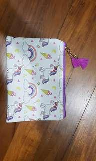 Pouch for sweet unicorn lovers