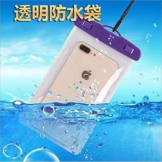 手機防水袋透明iphone, Samsung, Huawei, mi, pixel, LG