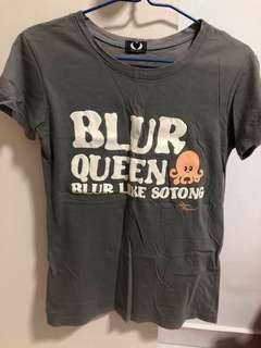 🚚 Grey blur sotong classic tshirt