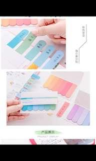 (PO) GRADIENT COLOUR MARKERS