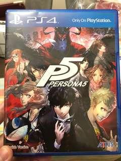 Persona5 PS4