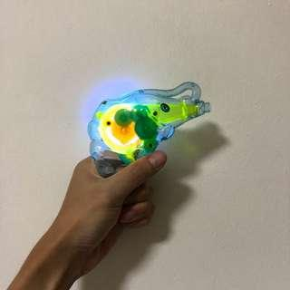 Energy Generating Toy