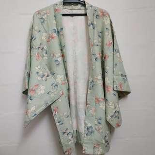 Vintage Kimono Haori Jacket #APR10