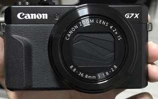 Canon G7X Mark II / Canon G7X Mark 2