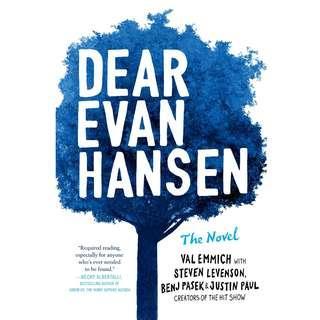 EBOOK: Dear Evan Hansen by Val Emmich, Steven Levenson, Benj Pasek, Justin Paul
