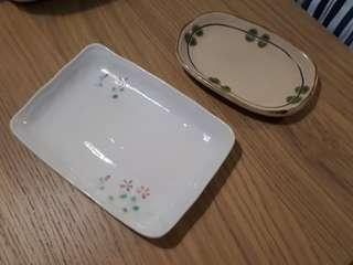 Assorted Side Plates