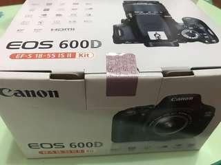 🚚 Canon600D(贈8大禮)