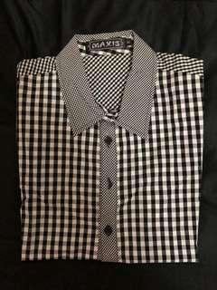 Assorted short sleeve/3/4 shirts