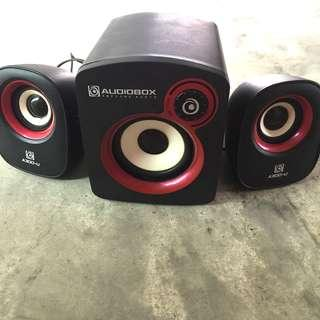 🚚 Audiobox A300-U Speaker System